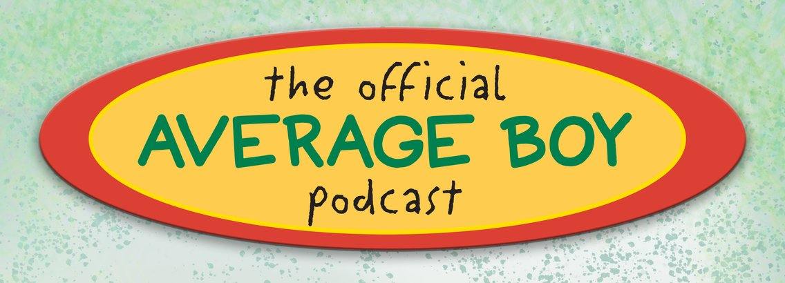 The Official Average Boy Podcast - Cover Image