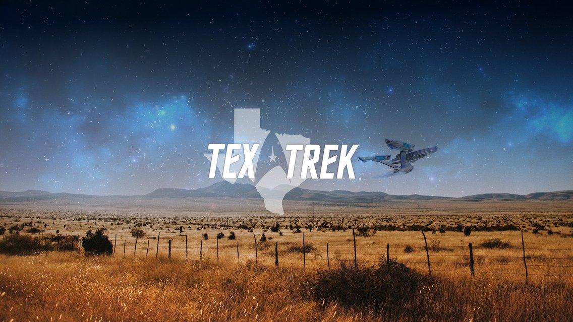 Tex-Trek: A Star Trek Podcast - imagen de portada