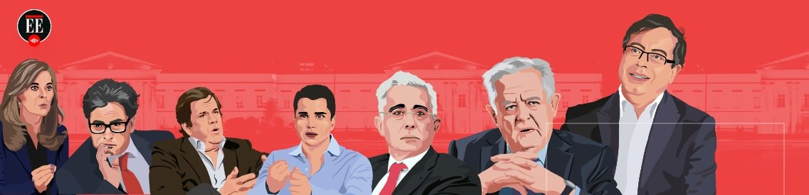 La Candidata - Cover Image