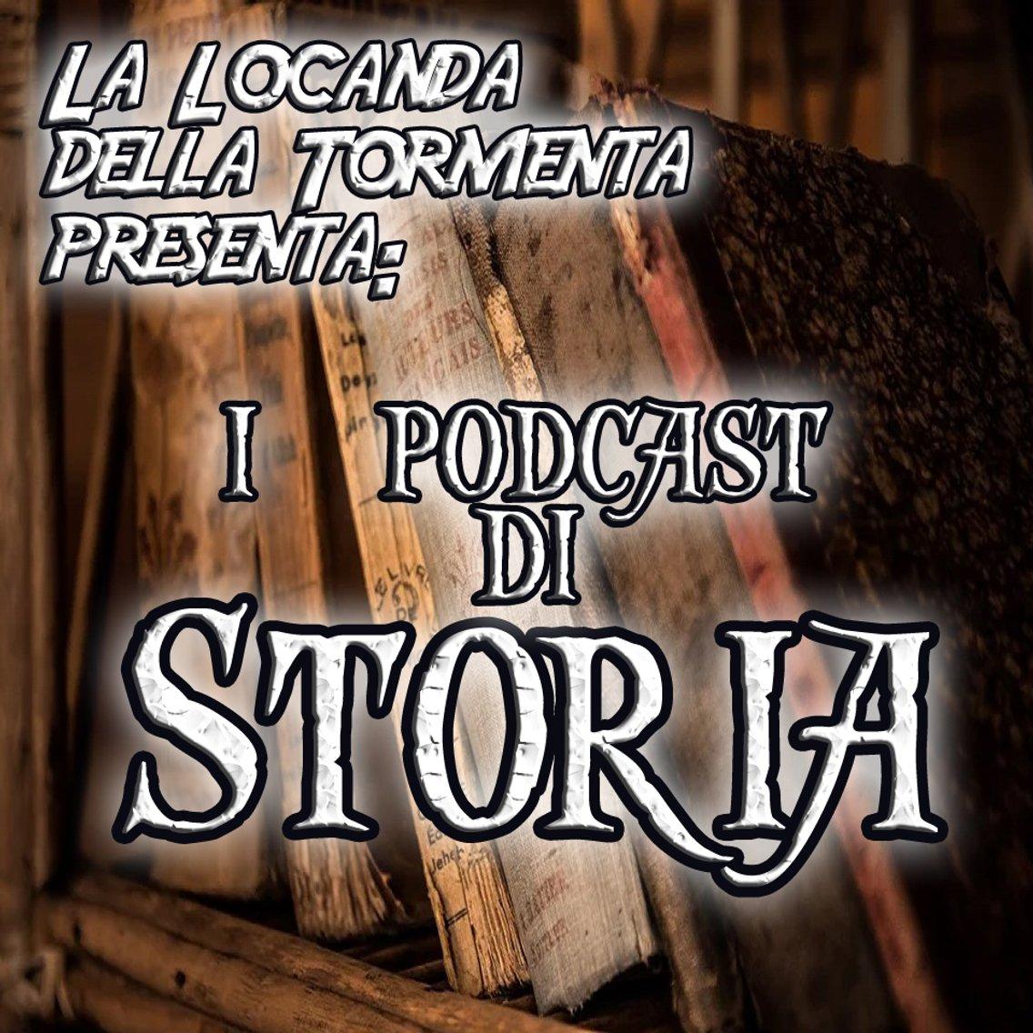 Audiolibro I podcast di Storia - immagine di copertina