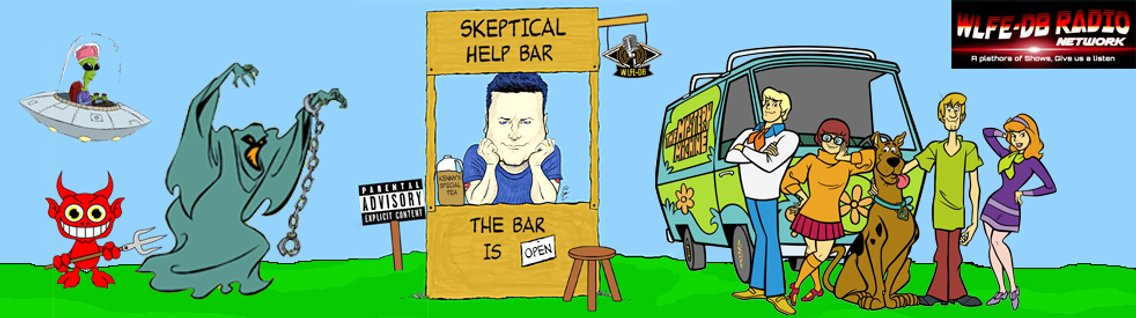 Skeptical Help Bar with Kenny Biddle - Paranormal/Skeptical - Cover Image