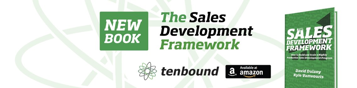 The Sales Development Podcast - Cover Image
