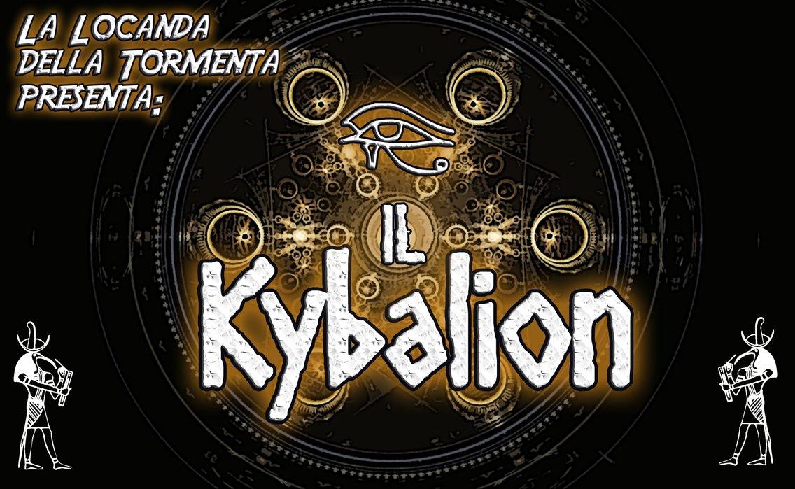 Audiolibro Il Kybalion - Tre Iniziati - immagine di copertina