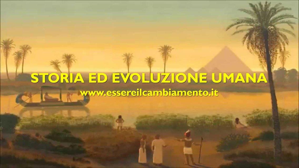 Storia ed Evoluzione Umana - imagen de portada