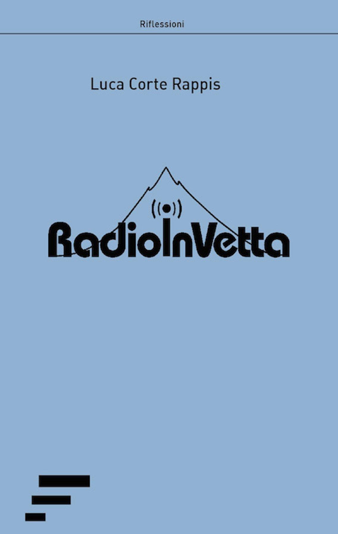 Radio in Vetta - il libro - immagine di copertina