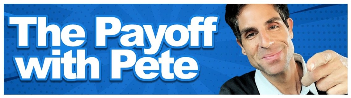 The Payoff with Pete - Cover Image