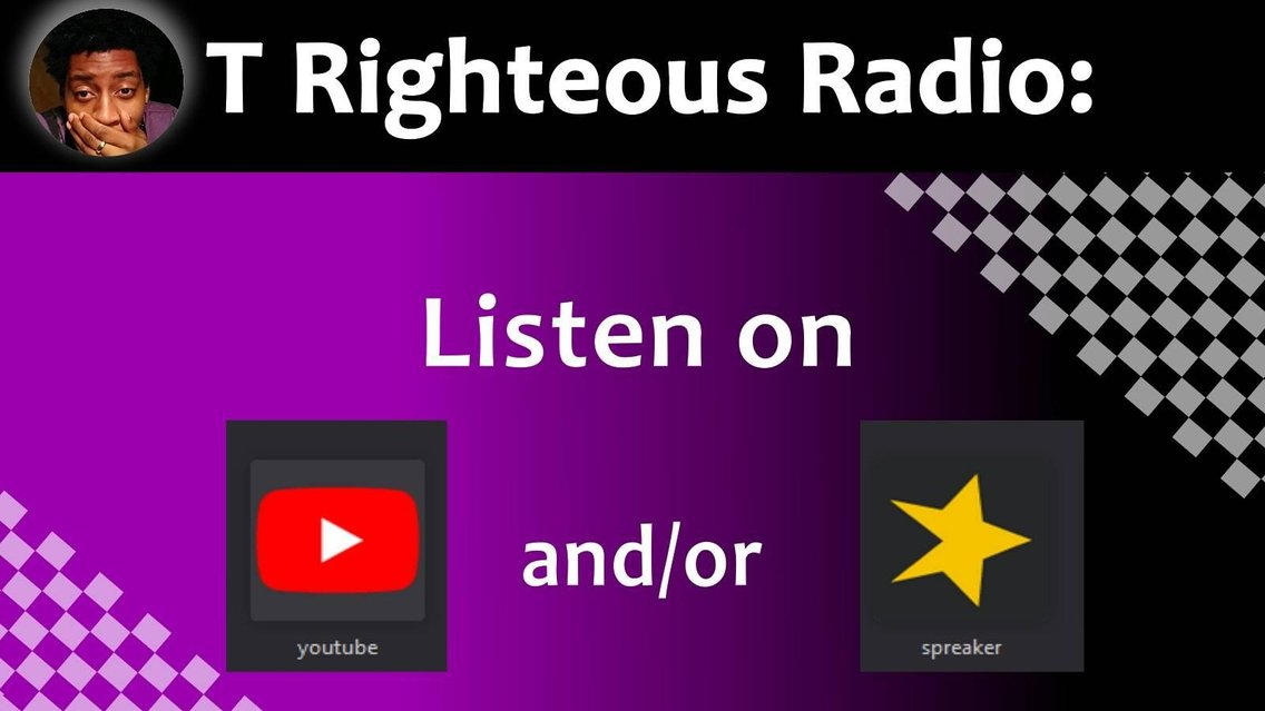 T Righteous Radio (Season II) - imagen de portada