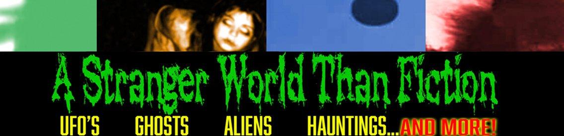 A Stranger World Than Fiction - Cover Image
