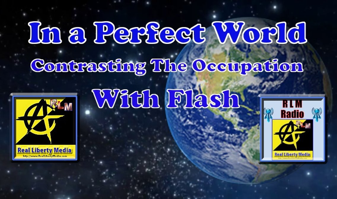 In A Perfect World - Cover Image