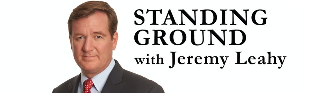 Standing Ground With Jeremy Leahy - imagen de portada