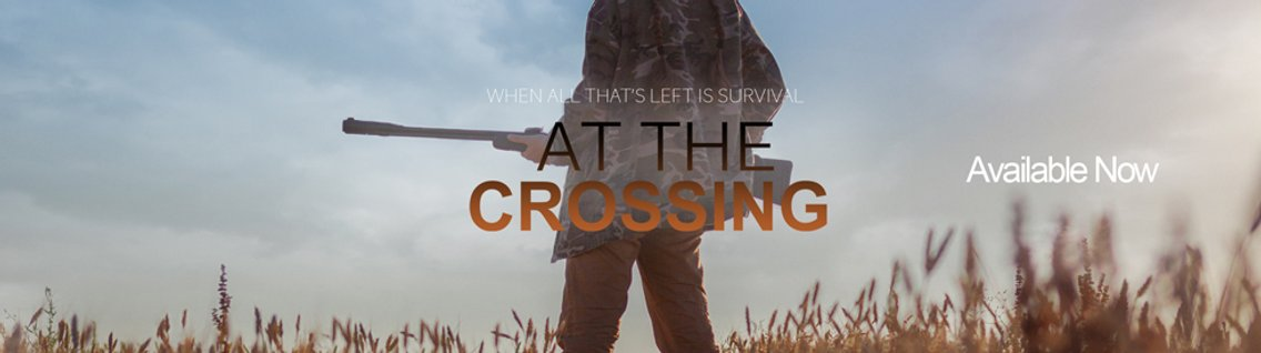At the Crossing   Coming of Age Drama - Cover Image