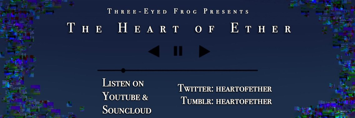 The Heart of Ether - Cover Image