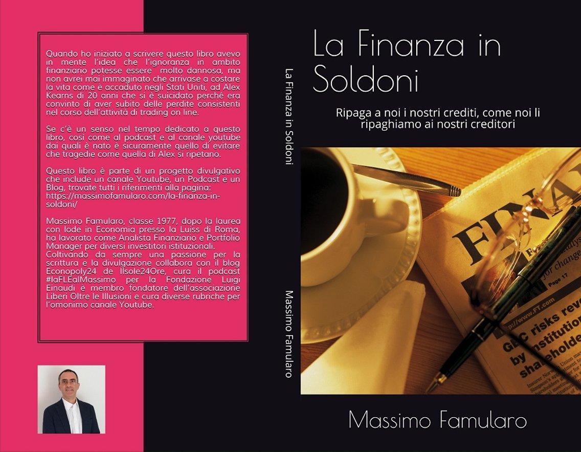 La Finanza in Soldoni - immagine di copertina