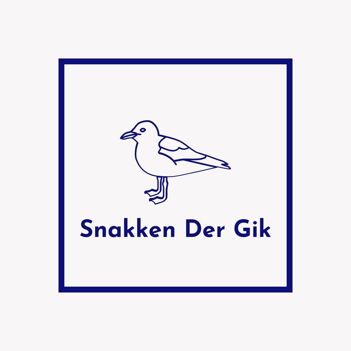 Snakken Der Gik - Cover Image