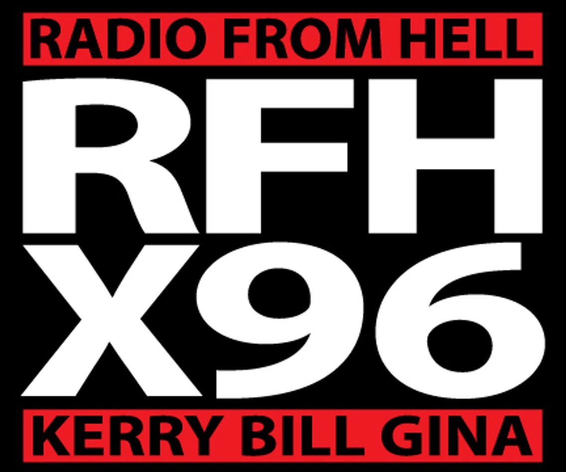 The Radio from Hell Show - Cover Image