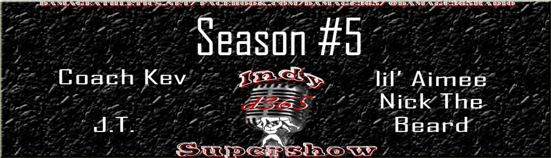 Indy Supershow Season #5 - Cover Image