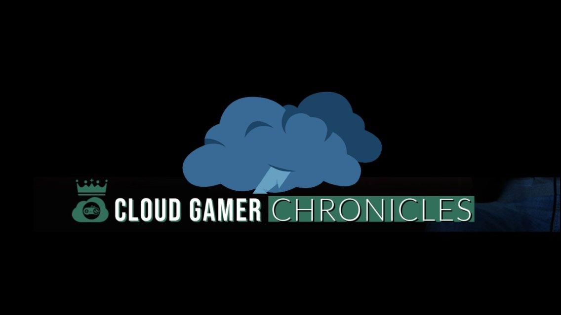 Cloud Gamer Chronicles Podcast - immagine di copertina