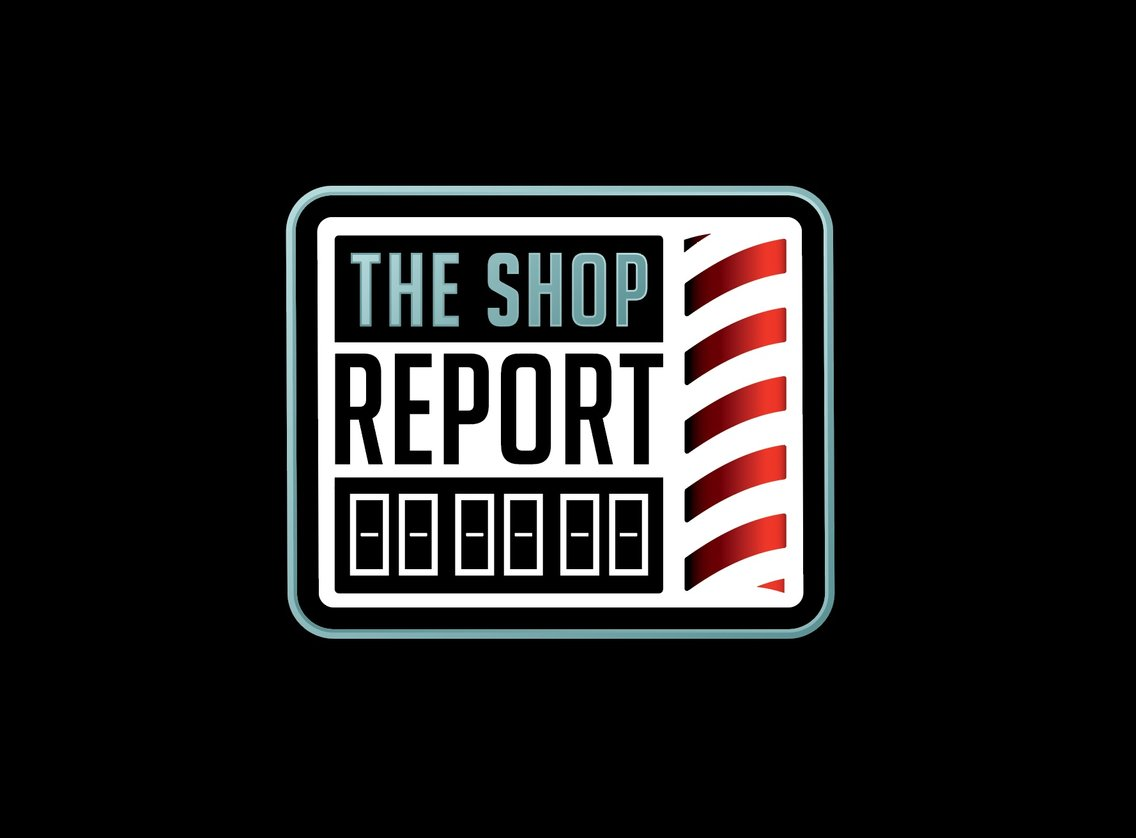 The Shop Report - Cover Image