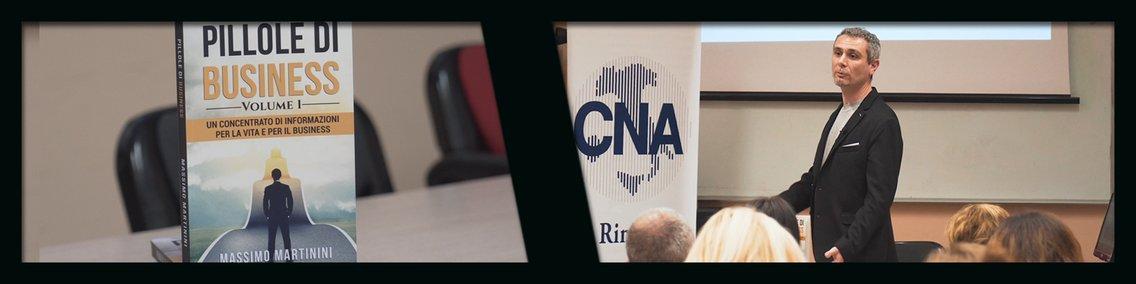 Pillole di Business live - Cover Image