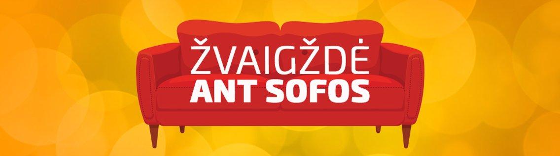 ŽVAIGŽDĖ ANT SOFOS - Cover Image