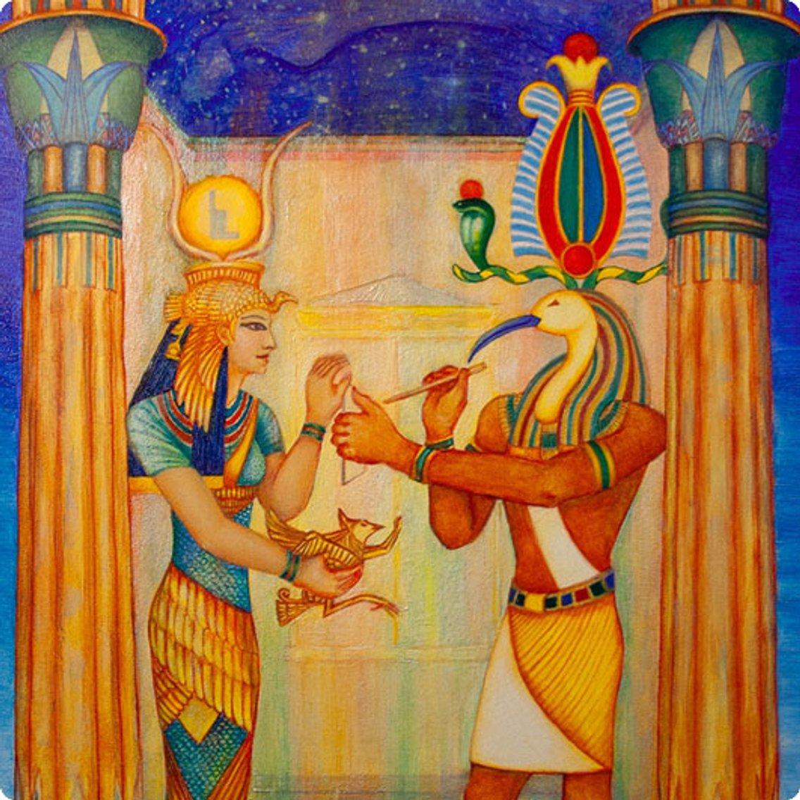 Le Tavole di Thoth  [lettura e commento] - Cover Image