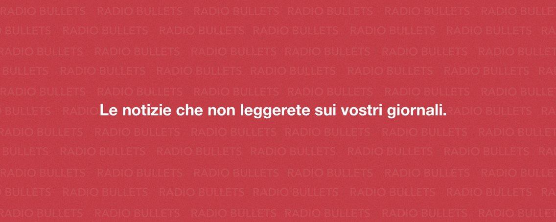Radio Bullets Notiziario - immagine di copertina