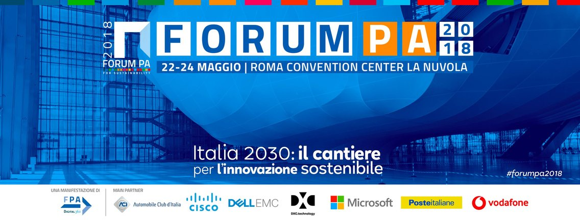 FORUM PA 2018 - Cover Image