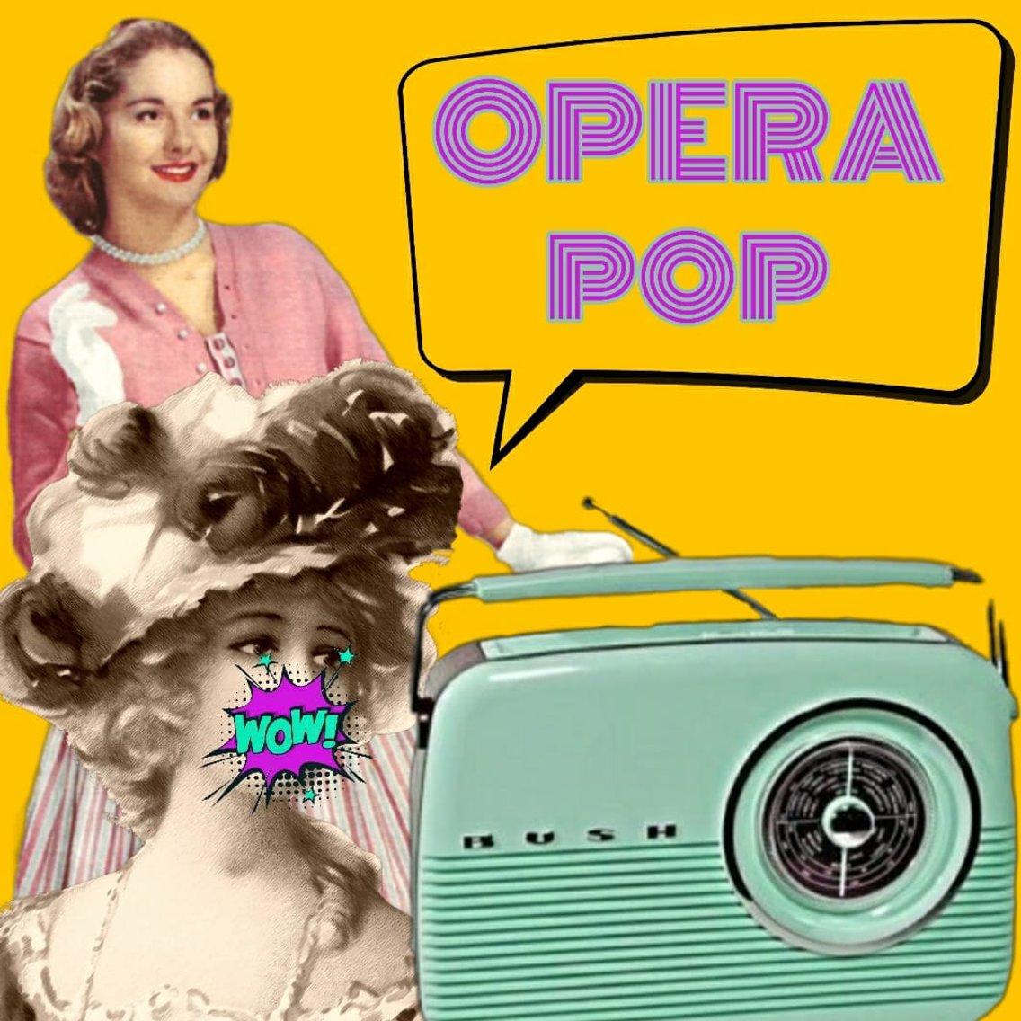 OPERA POP - Lirica raccontata ad Arte - imagen de portada