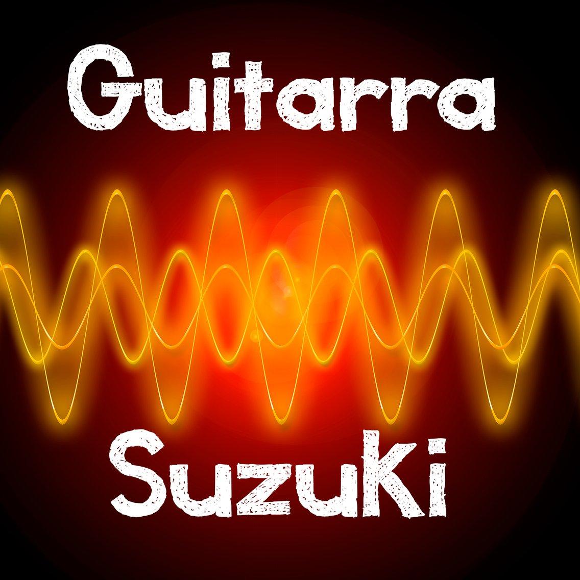 Canciones de Guitarra Suzuki - imagen de portada