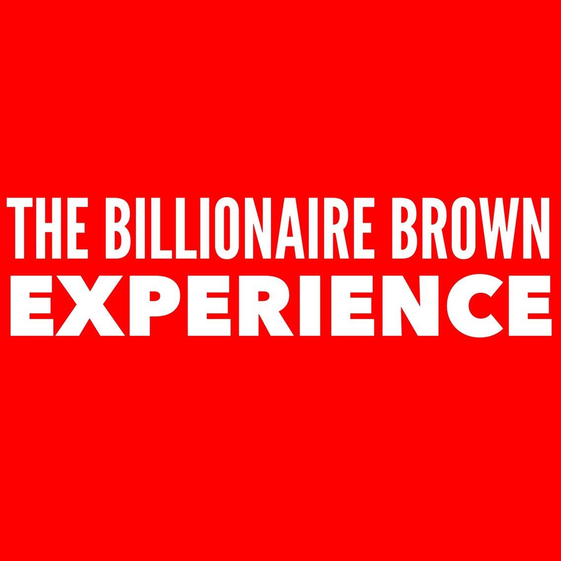The Billionaire Brown Experience - immagine di copertina