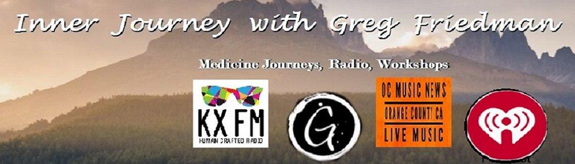 Inner Journey with Greg Friedman - immagine di copertina