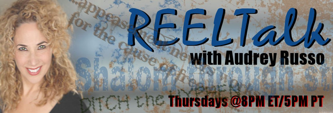 REELTalk with Audrey Russo - immagine di copertina