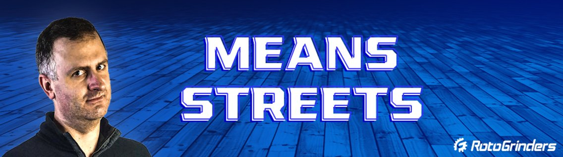 Means Streets - Cover Image