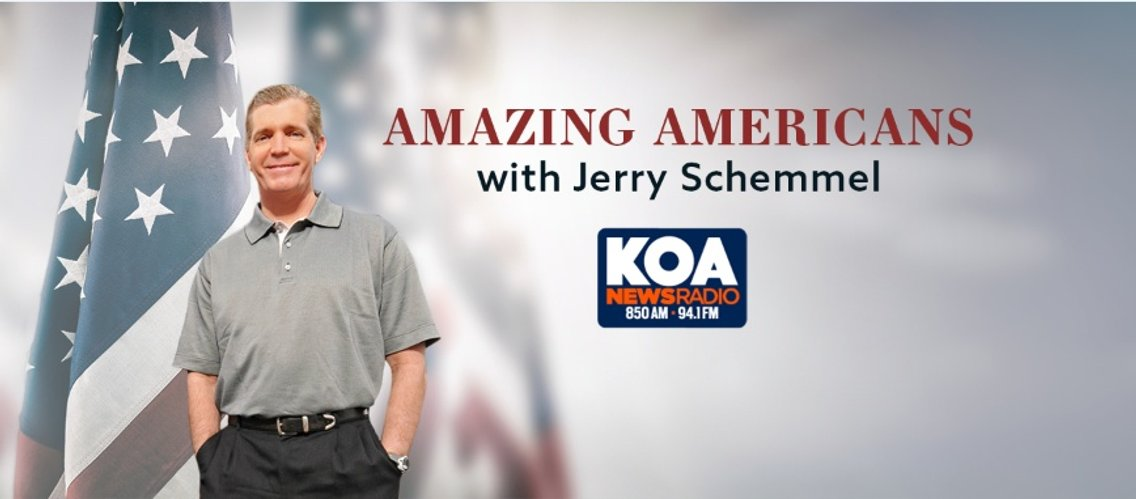 Amazing Americans with Jerry Schemmel - imagen de portada