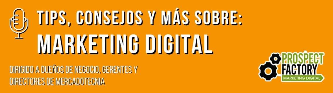 Podcast Marketing Digital - immagine di copertina