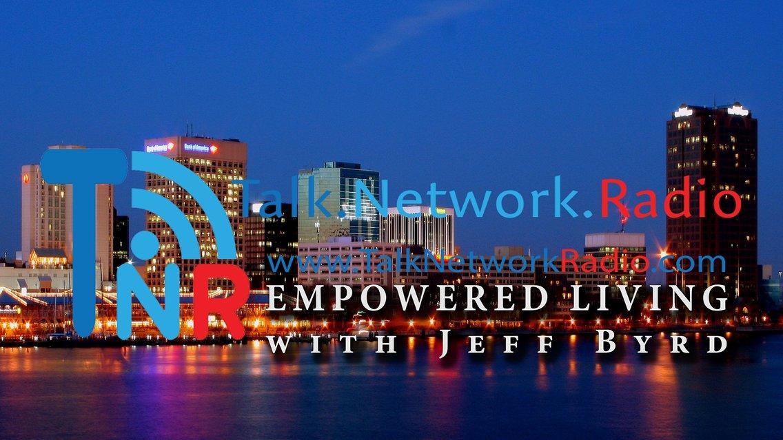 Empowered Living With Jeff Byrd - imagen de portada