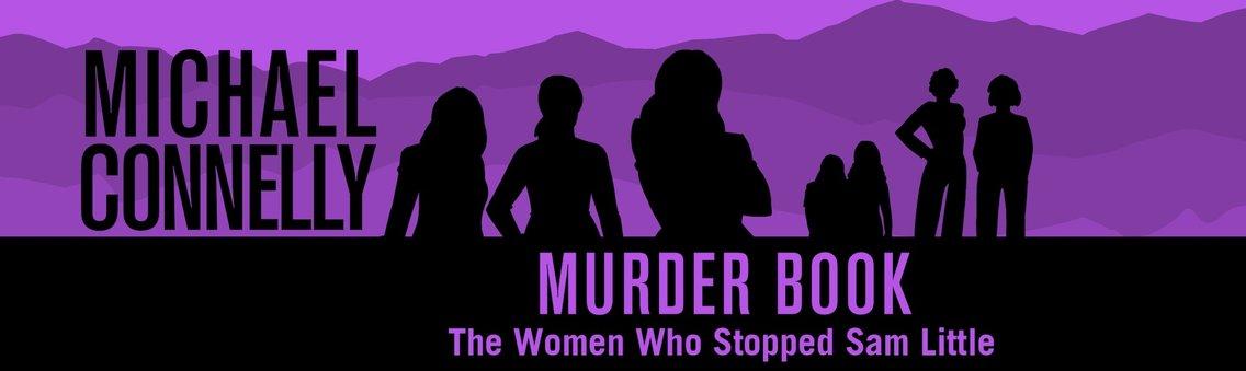 Murder Book - imagen de portada