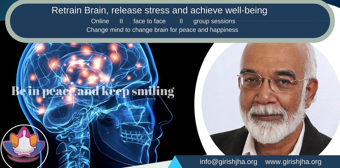 17. Retrain the brain:  Eastern Wisdom - immagine di copertina