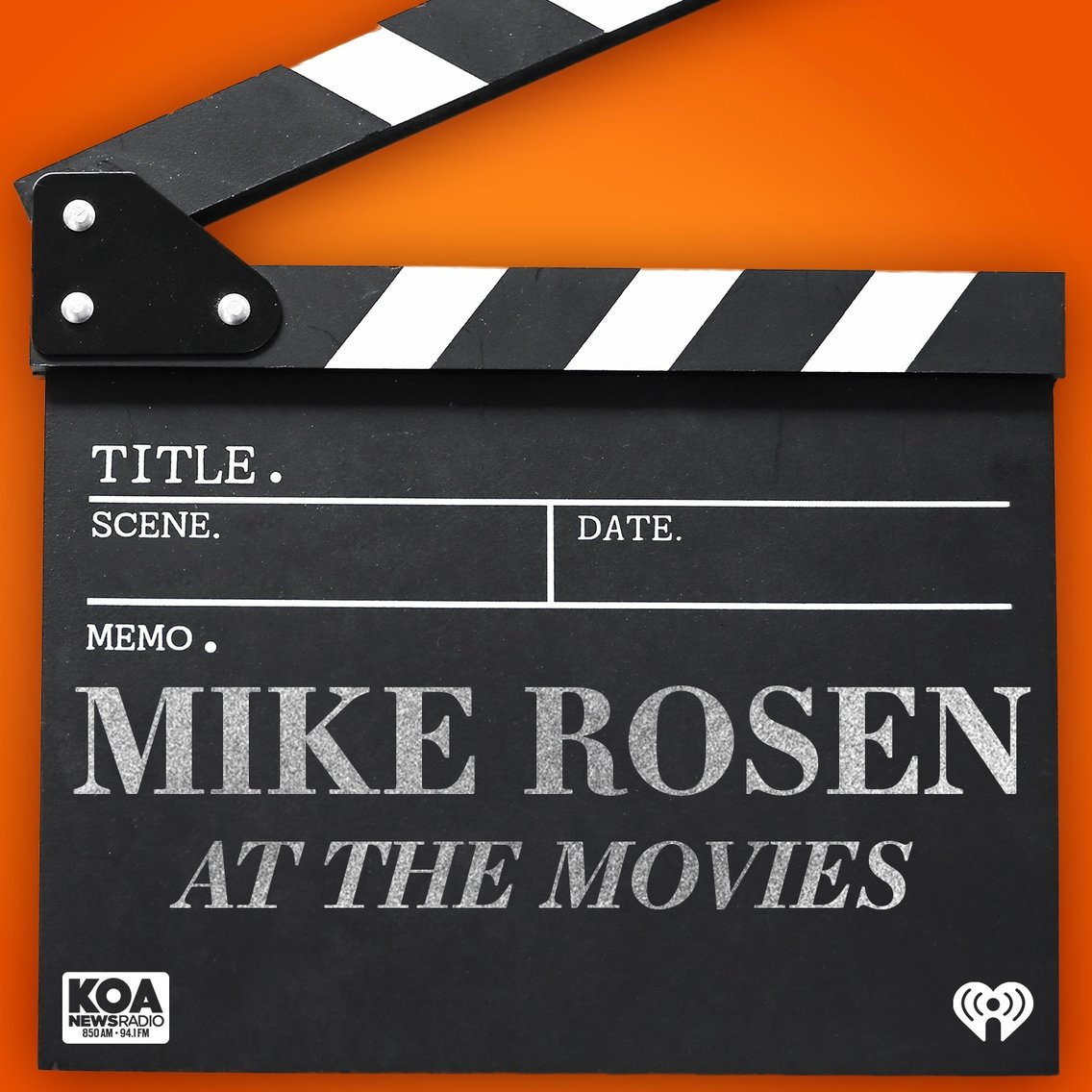 Mike Rosen at the Movies - Cover Image