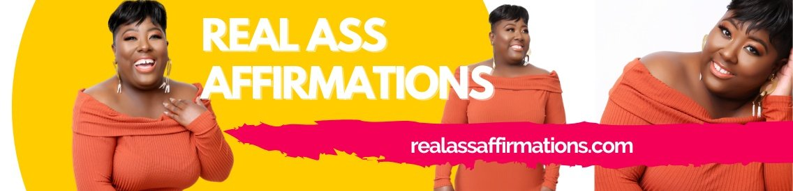Real Ass Affirmations - Cover Image