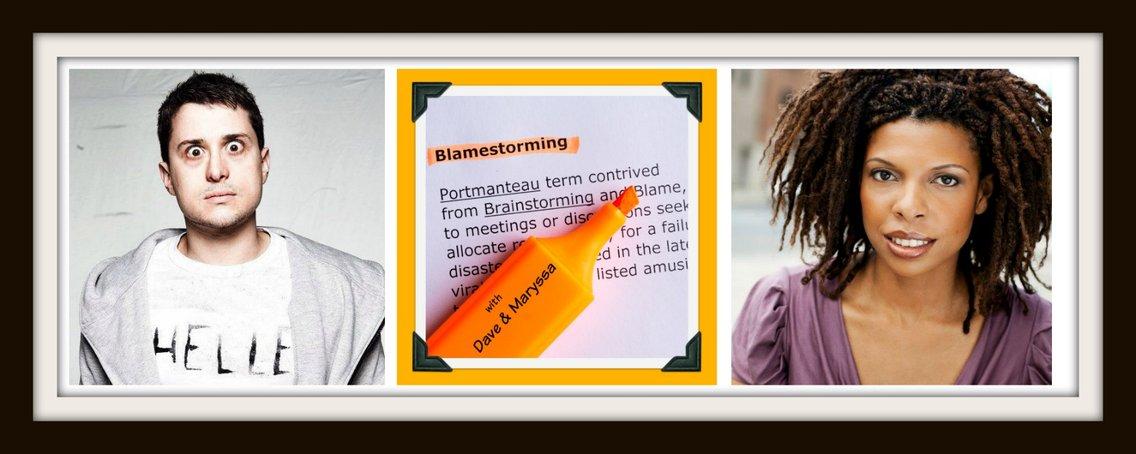 Blamestorming - Cover Image
