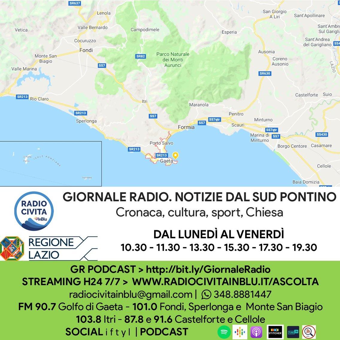 Notizie dal Lazio sud 2019 - Cover Image