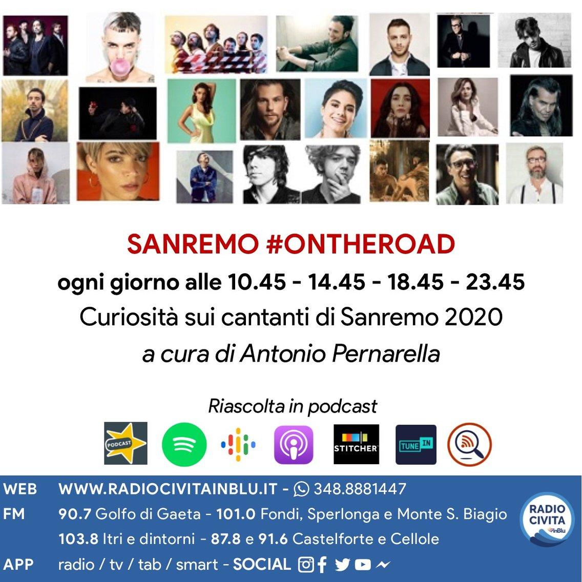 Sanremo 2020 - Gli artisti in gara - Cover Image