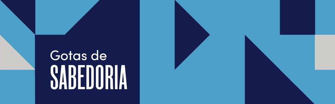 Gotas de Sabedoria - Agência Radioweb - immagine di copertina