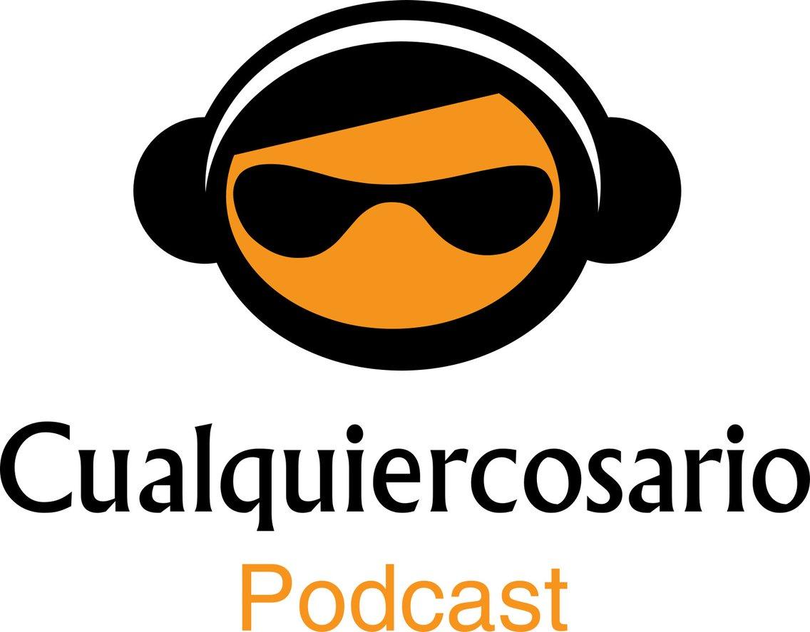 Cualquiercosario Podcast - Cover Image