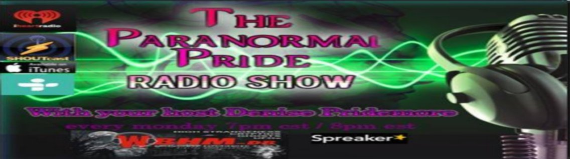 The Paranormal Pride - Cover Image