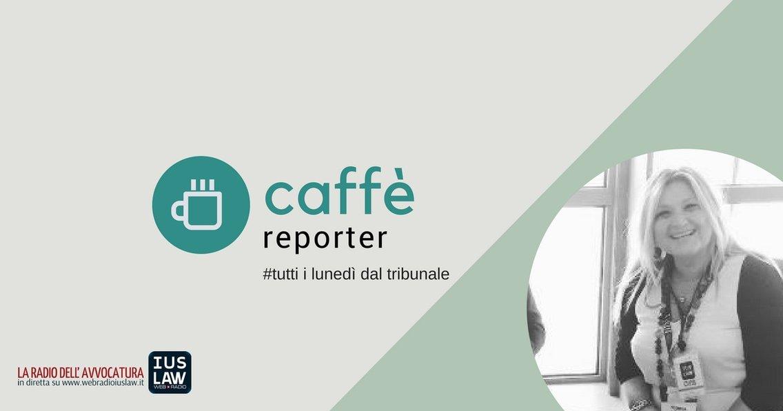 Caffé reporter - immagine di copertina