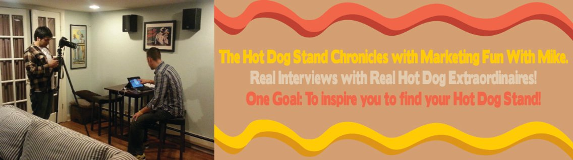 Hot Dog Stand Chronicles - Cover Image