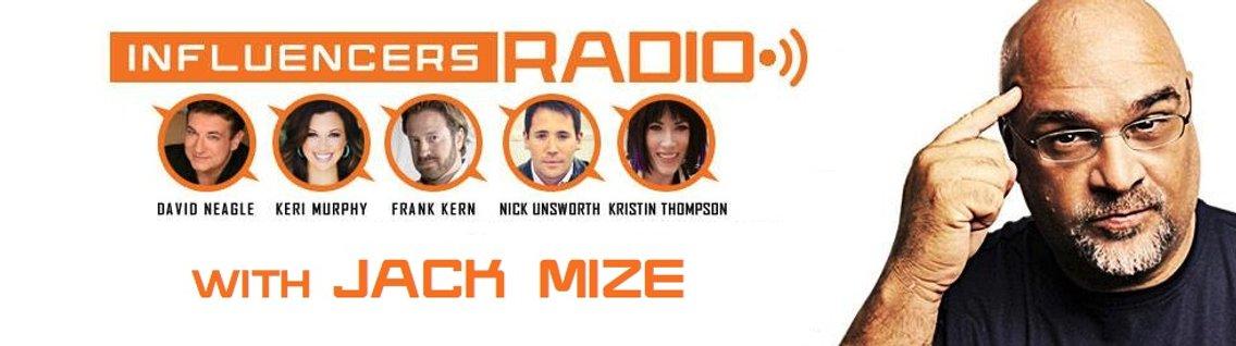 Influencers Radio with Jack Mize - immagine di copertina