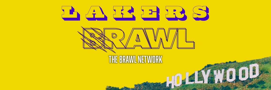Lakers Brawl - Cover Image